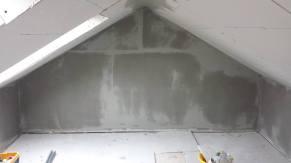 attic in progress