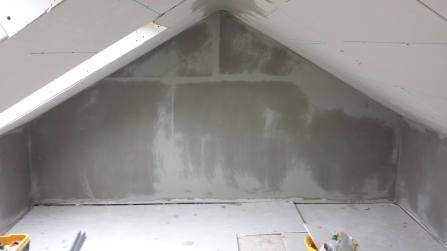 attic in progress