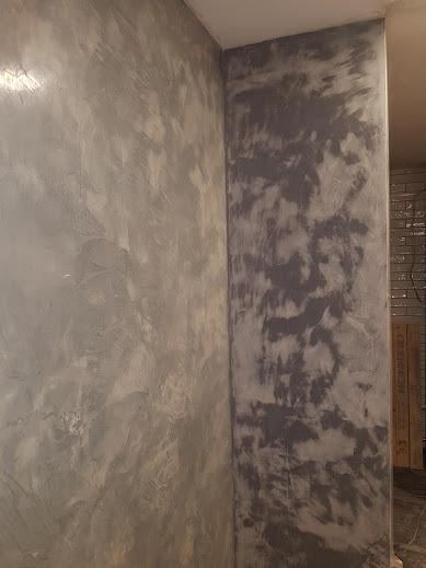 venetian and marble plastering